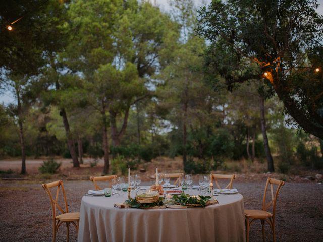 La boda de Jaime y Aidan en Albalat Dels Tarongers, Valencia 85