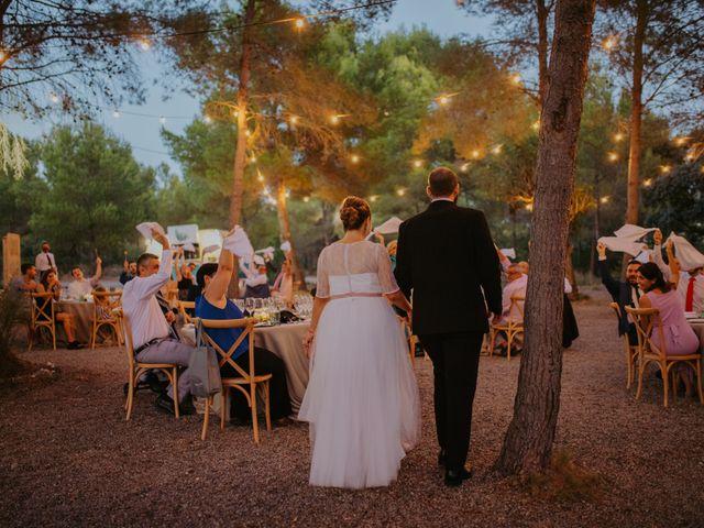 La boda de Jaime y Aidan en Albalat Dels Tarongers, Valencia 87