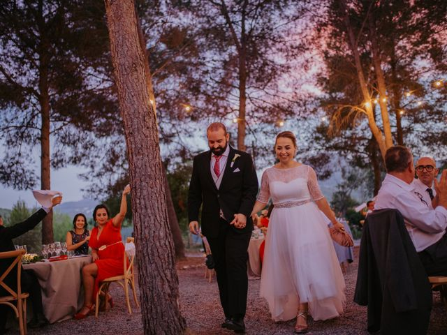 La boda de Jaime y Aidan en Albalat Dels Tarongers, Valencia 88