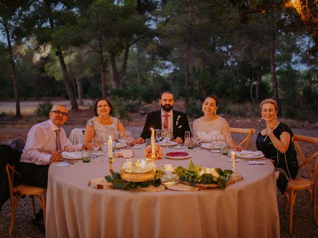 La boda de Jaime y Aidan en Albalat Dels Tarongers, Valencia 90