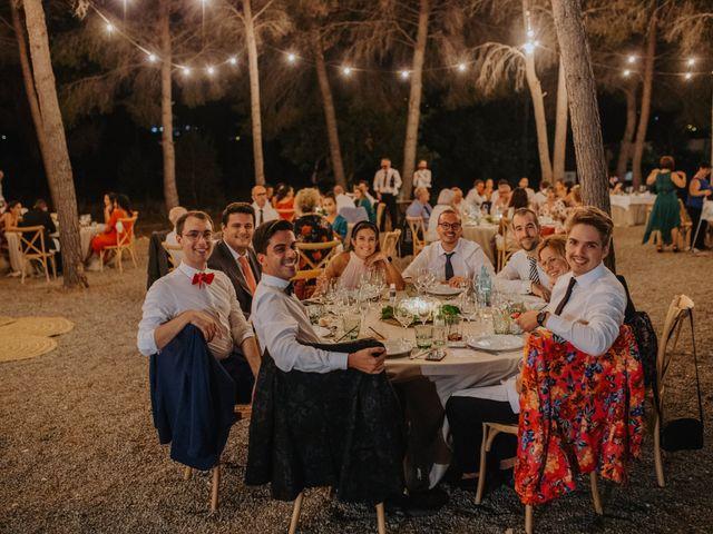 La boda de Jaime y Aidan en Albalat Dels Tarongers, Valencia 92