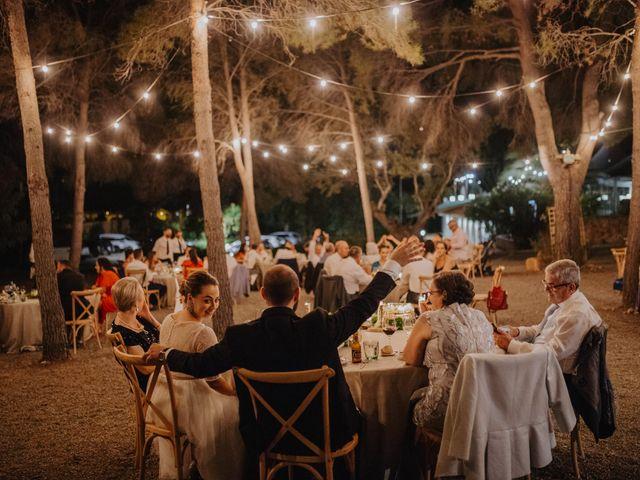 La boda de Jaime y Aidan en Albalat Dels Tarongers, Valencia 93