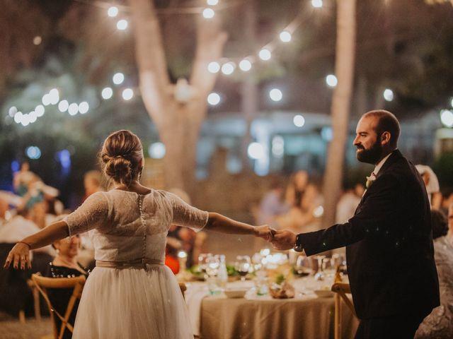 La boda de Jaime y Aidan en Albalat Dels Tarongers, Valencia 98