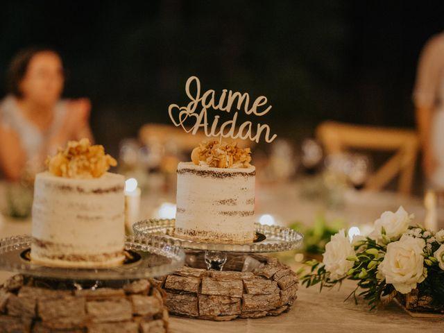 La boda de Jaime y Aidan en Albalat Dels Tarongers, Valencia 100