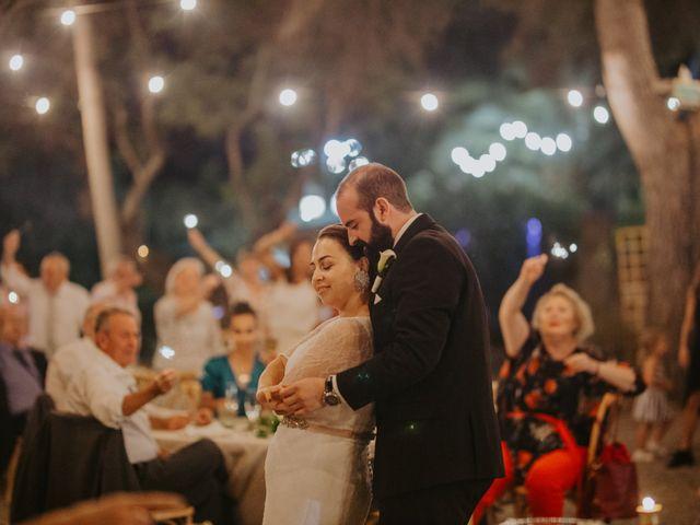 La boda de Jaime y Aidan en Albalat Dels Tarongers, Valencia 104