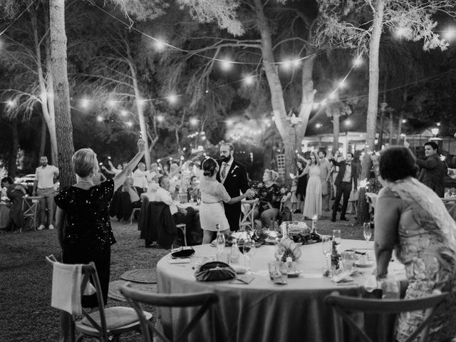 La boda de Jaime y Aidan en Albalat Dels Tarongers, Valencia 105