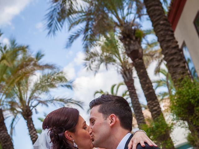 La boda de Luis Carlos y Josefa en Linares, Jaén 18