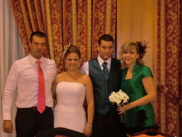 La boda de Rubén y Rosa en Mérida, Badajoz 1