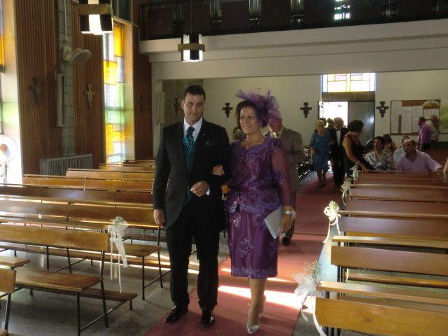La boda de Rubén y Rosa en Mérida, Badajoz 3