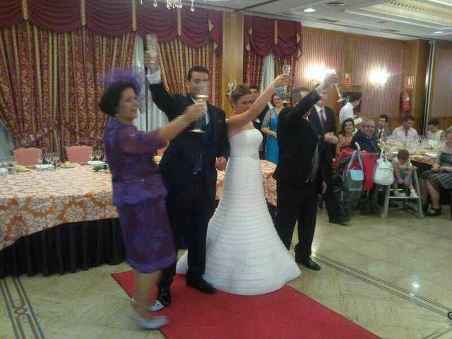 La boda de Rubén y Rosa en Mérida, Badajoz 5
