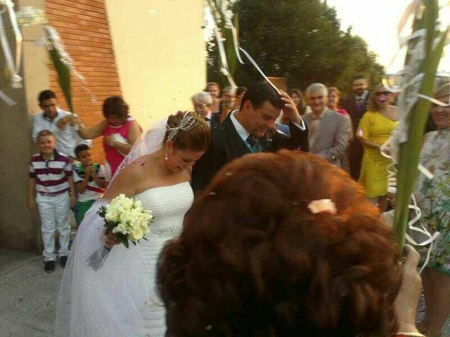 La boda de Rubén y Rosa en Mérida, Badajoz 2