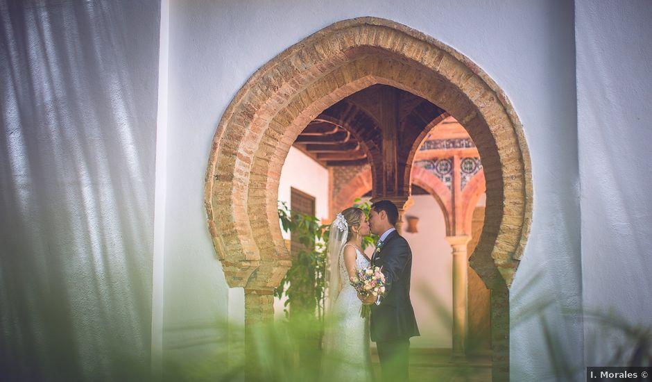 La boda de David y Noelia en Ronda, Málaga
