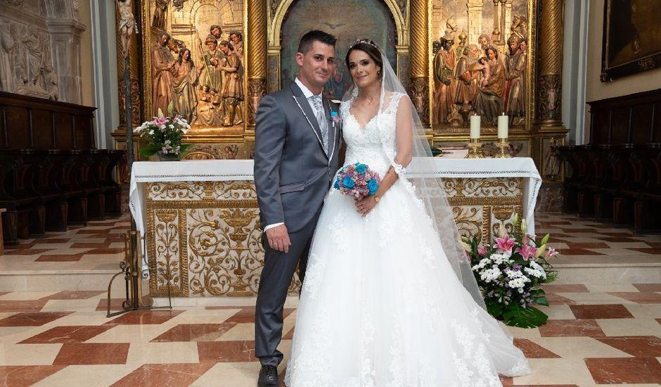 La boda de Miguel Ángel  y Noelia  en Guadalajara, Guadalajara