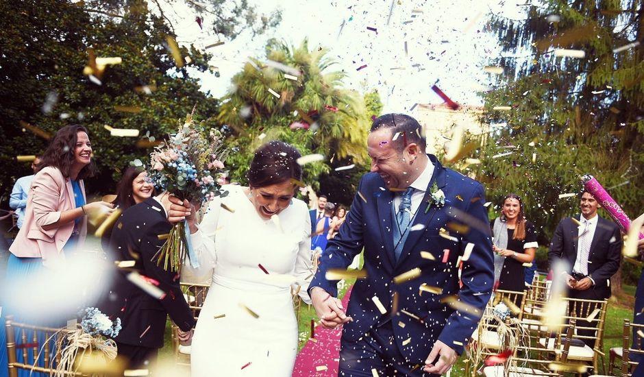 La boda de Raúl y Cristina en Villabona (Llanera), Asturias