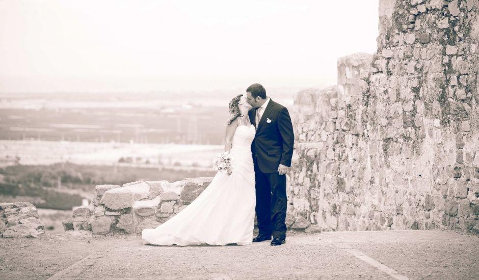 La boda de Antonio y Tere  en Sagunt/sagunto, Valencia