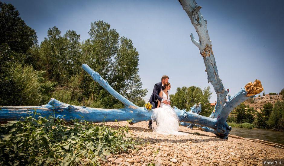 La boda de Karen y Juan en Valladolid, Valladolid