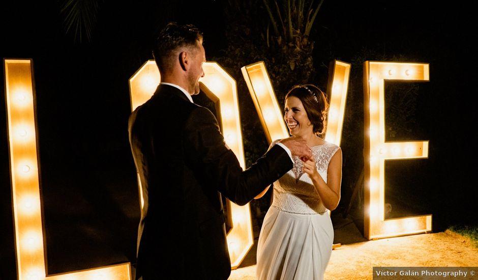 La boda de Andrey y Raquel en Elx/elche, Alicante