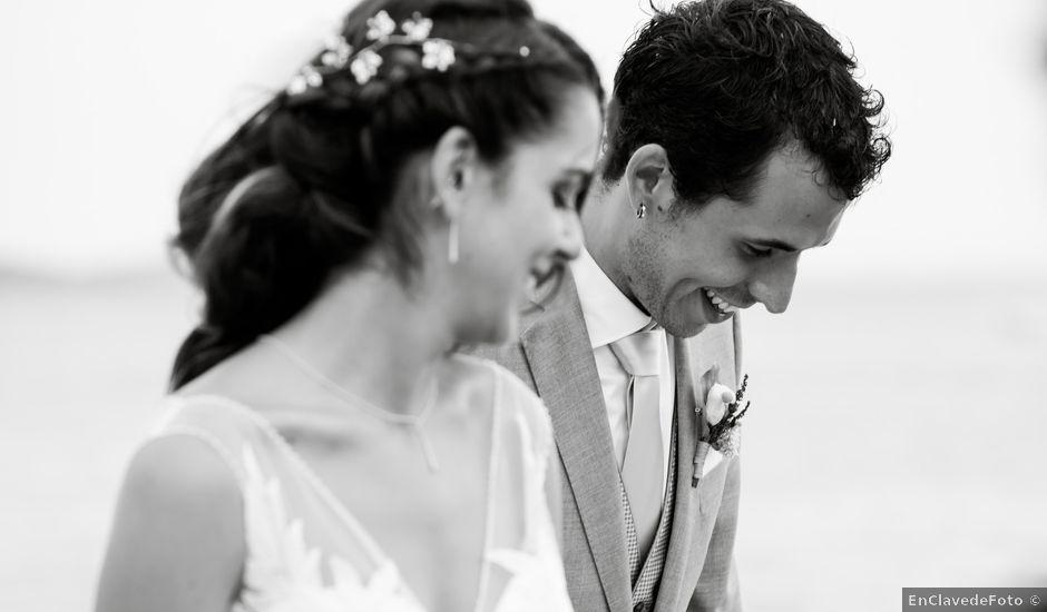 La boda de Quim y Ana en La Manga Del Mar Menor, Murcia