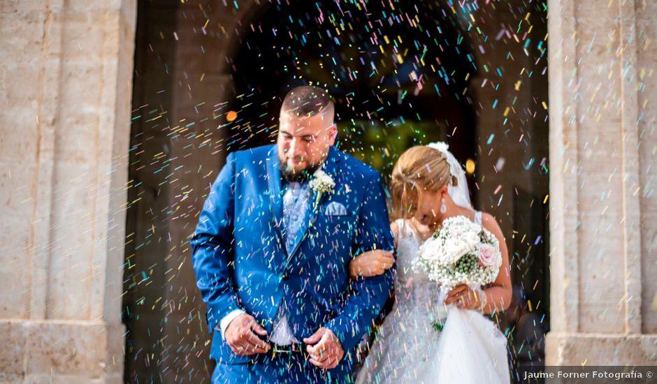 La boda de Manel y Cristina en Palma De Mallorca, Islas Baleares