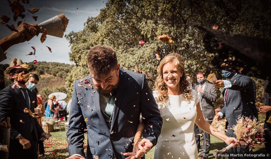 La boda de Fernando y Veronica en San Agustin De Guadalix, Madrid