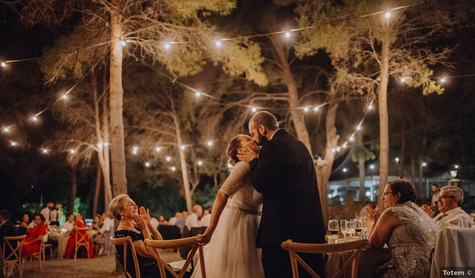 La boda de Jaime y Aidan en Albalat Dels Tarongers, Valencia