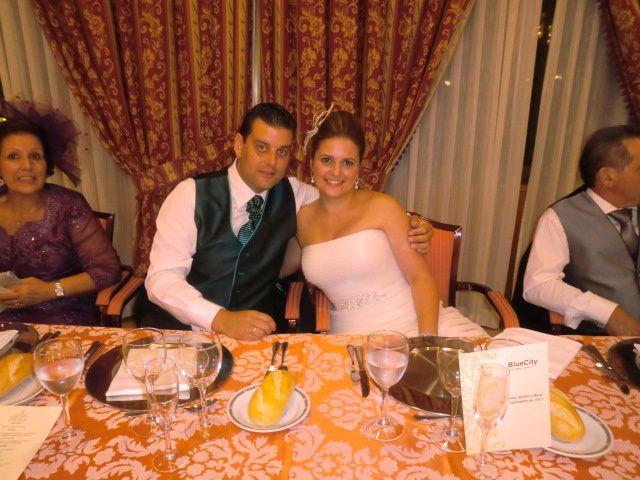 La boda de Rubén y Rosa en Mérida, Badajoz