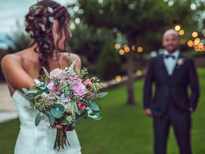 La boda de Mariona y Eric