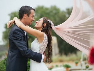 La boda de Marina y Fernando