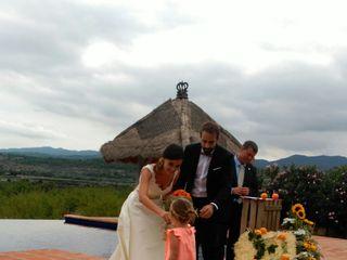 La boda de Marya  y Marc
