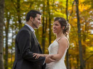 La boda de Lorea y Txema