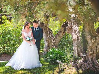 La boda de José y Vicki