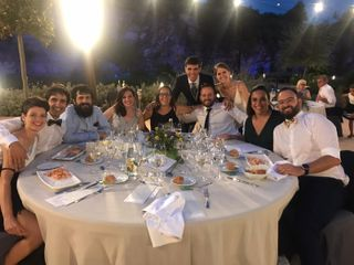 La boda de Marina y Jordi 1