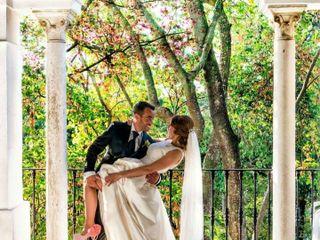 La boda de Saray  y Chico