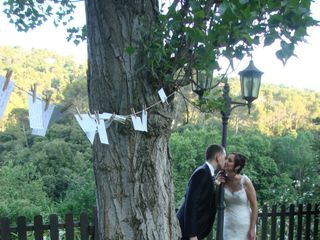 La boda de Isabel  y Dani 1