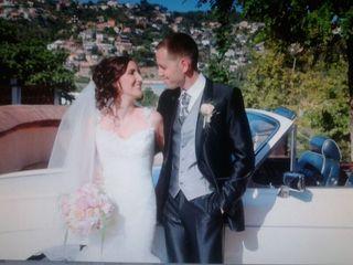 La boda de Isabel  y Dani