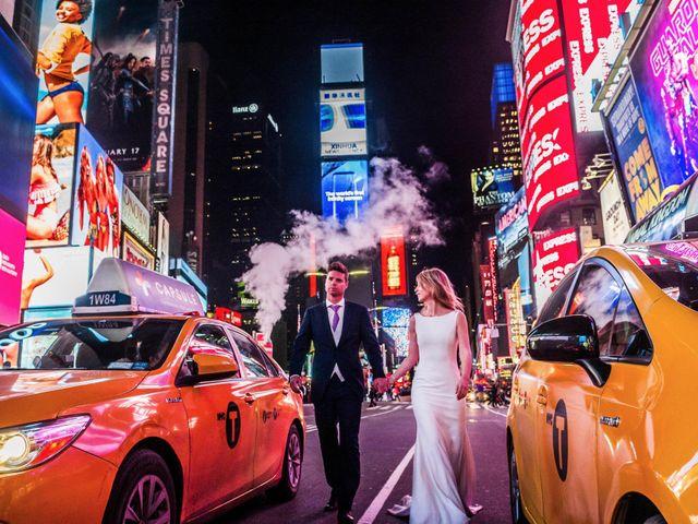 La boda de Victoria y Javier