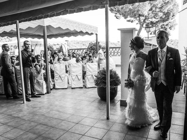 La boda de Ruben y Laura en Montcada I Reixac, Barcelona 19