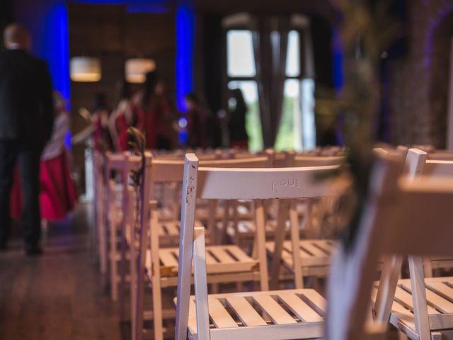 La boda de Eric y Mariona en Sant Gregori (Municipio), Girona 9