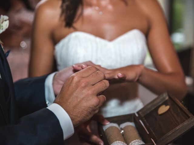 La boda de Eric y Mariona en Sant Gregori (Municipio), Girona 14