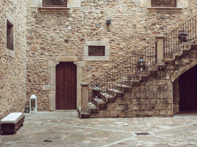 La boda de Eric y Mariona en Sant Gregori (Municipio), Girona 23