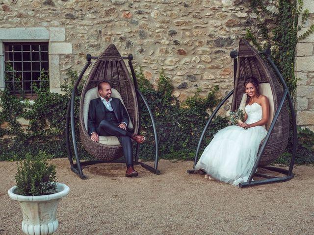 La boda de Eric y Mariona en Sant Gregori (Municipio), Girona 21