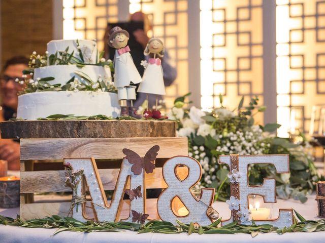 La boda de Eric y Mariona en Sant Gregori (Municipio), Girona 16