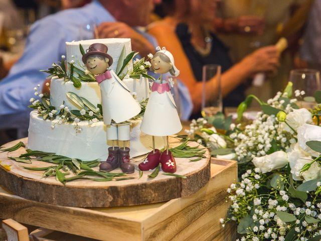 La boda de Eric y Mariona en Sant Gregori (Municipio), Girona 17