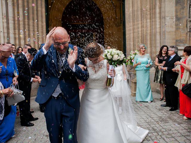 La boda de David y Pino en El Puig, Valencia 25