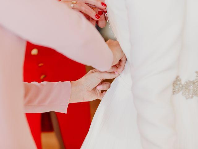 La boda de Alvaro y Ana en Granada, Granada 6