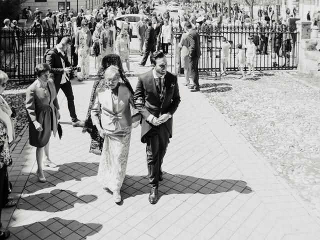 La boda de Alvaro y Ana en Granada, Granada 11