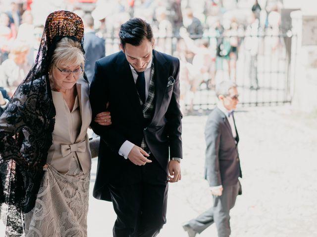 La boda de Alvaro y Ana en Granada, Granada 12