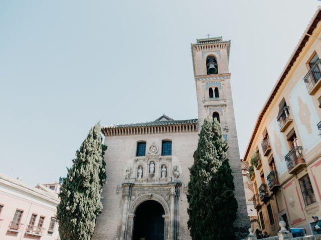 La boda de Alvaro y Ana en Granada, Granada 13