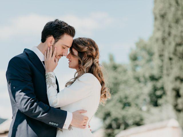 La boda de Alvaro y Ana en Granada, Granada 22