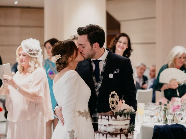La boda de Alvaro y Ana en Granada, Granada 21